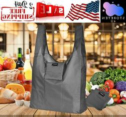 Reusable Grocery Shopping Bags Eco Friendly Supermarket Carr