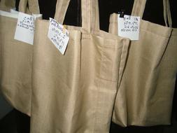 Handmade  Reusable Washable Grocery Bags-set of 3
