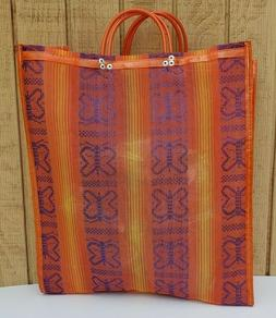 Shopping Market Mexican Bag. Mesh Large Reusable Beach Tote.