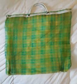 Shopping Market Mexican Bag. Mesh Large Reusable Tote. Bolsa