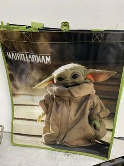 The Mandalorian Baby Yoda Child Reusable Tote GROCERY Shoppi