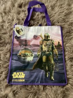 The Mandalorian The Child Reusable Tote Grocery Shopping Gif