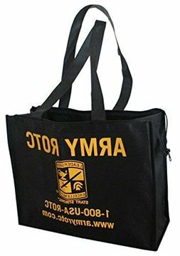 US ROTC Army  Reusable Woven Shopping Grocery Bags