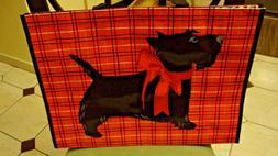Vera Bradley MARKET TOTE SCOTTIE DOG, Reusable Grocery, Gift