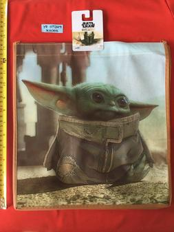 WOW Disney Mandalorian BABY YODA Star Wars Tote Reusable Gro